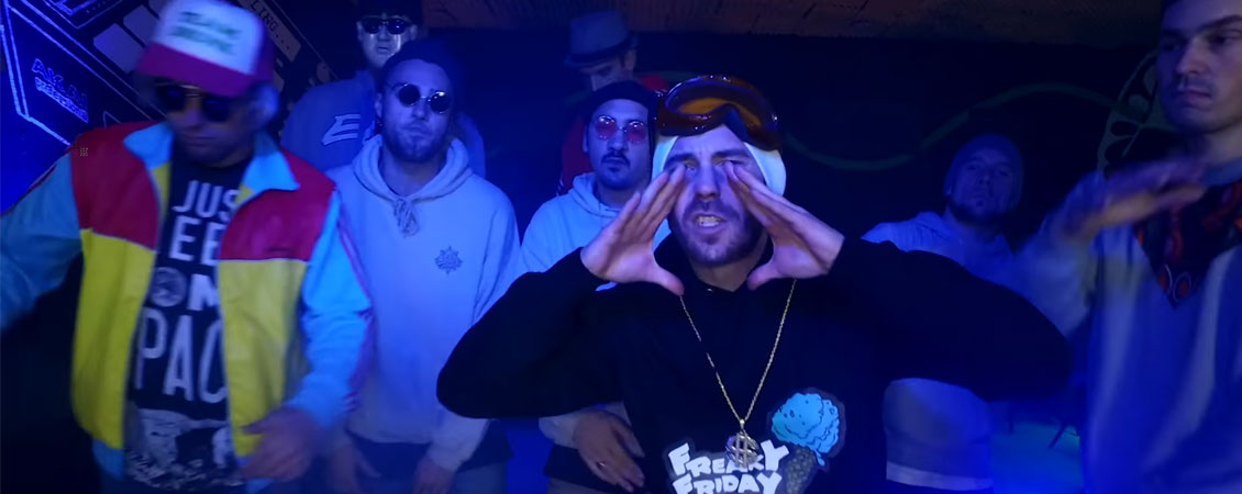 Freaky Friday - Blog - 07/06/2017 -  Lord RC (feat. L'Affaire, Supafaya & Poeira) - Vidéo - Freaky Style