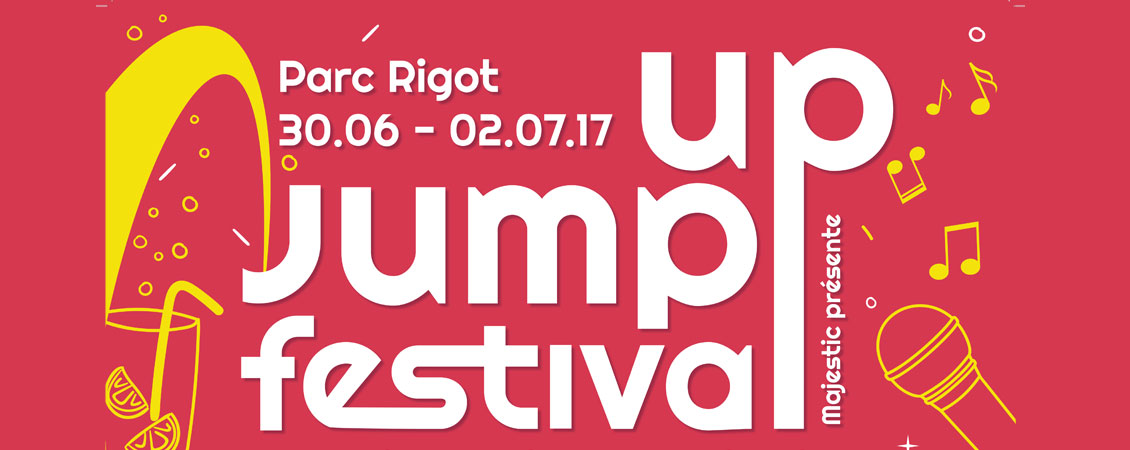 Freaky Friday - Blog - 02/07/2017 - Freaky Friday - Concert - Jump Up Festival